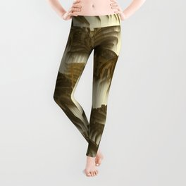 Palms spring Leggings