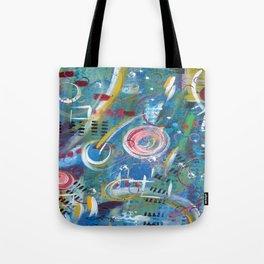 Beyond Time Tote Bag