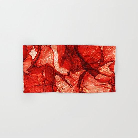 Poppy Veildance Hand & Bath Towel