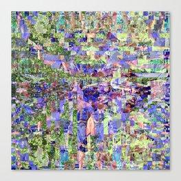 20180630 Canvas Print