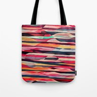 sia Tote Bags featuring SIA by Pink Coffie