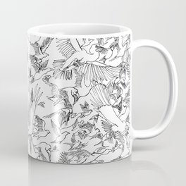 Fly not Fall Coffee Mug