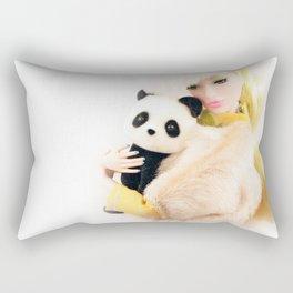 WILD FOR LOVE Rectangular Pillow