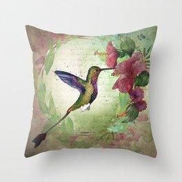 Fleeting serendipity Throw Pillow