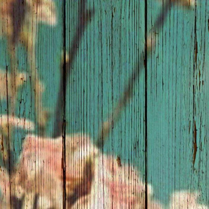 Sweet Flowers on Wood 02 Leggings