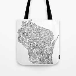 EED - Wisconsin Tote Bag