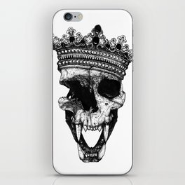 Ancients Kings : The Lion iPhone Skin
