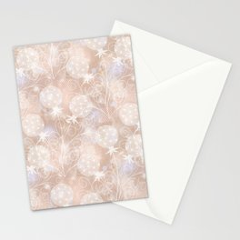 Dandelions. 2 Stationery Cards