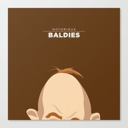 Sloth - The Goonies Canvas Print