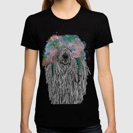 Dredlock Dog T-shirt
