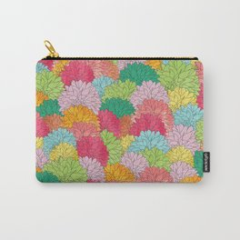 Hydrangea Haven Summer Carry-All Pouch