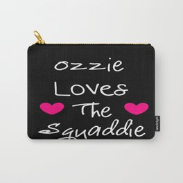 Doctor Who Ozzie Loves The Squaddie Carry-All Pouch