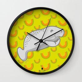 Sirenia&pumpkin Wall Clock