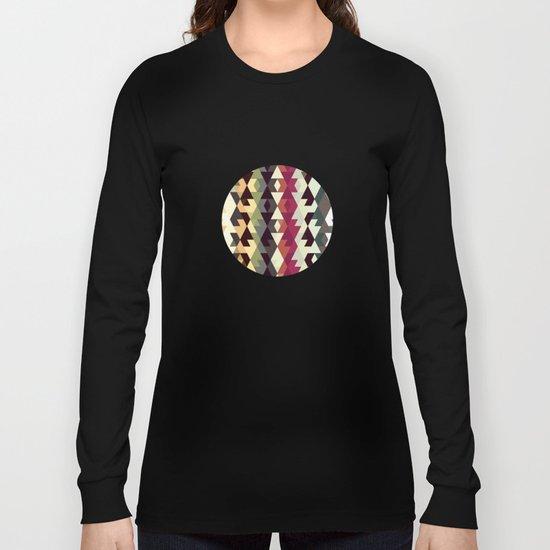 Pattern RT Long Sleeve T-shirt