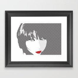 Lipsy Framed Art Print