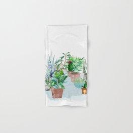 Plants 2 Hand & Bath Towel