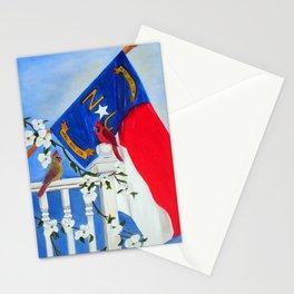 North Carolina - A State of Art Stationery Cards