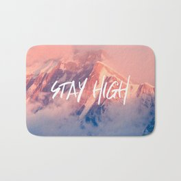Stay Rocky Mountain High Bath Mat