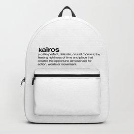 kairos Backpack