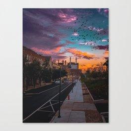 dreamworld2 Canvas Print