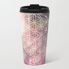 Sacred Geometry Universe 3 Travel Mug
