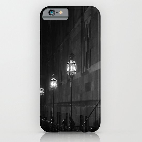 Late Night Lights iPhone & iPod Case