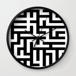 No way out Wall Clock