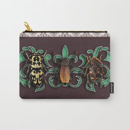 TRILOGY BEETLES II Carry-All Pouch