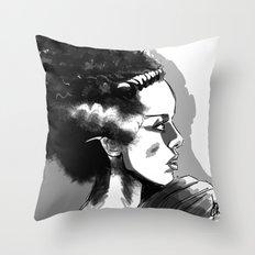 Bride 1... Throw Pillow
