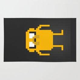 jake pixel Rug
