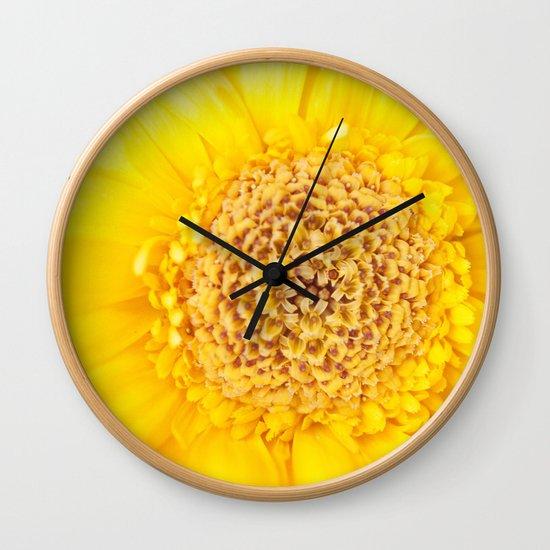 Sunny Summer Love - Yellow Gerbera #1 #decor #art #society6 by anitabellajantz