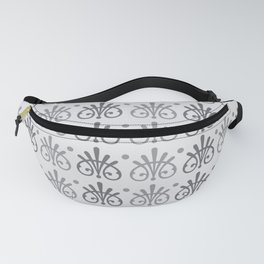 Vintage Victorian Pattern Fanny Pack