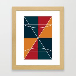 Colors Print Framed Art Print