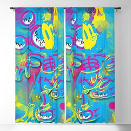Cartoon Kid – Walking Tall Blackout Curtain