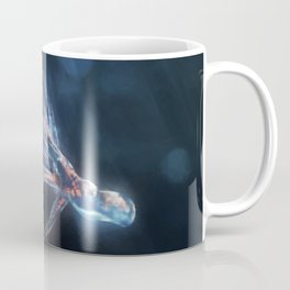 Polygon Deep Sea Octopus Coffee Mug