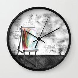 Opportunity Awaits Wall Clock