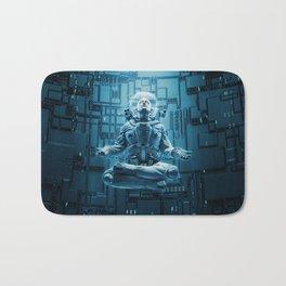Astro Lotus Bath Mat