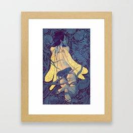 Tinker-bell Framed Art Print