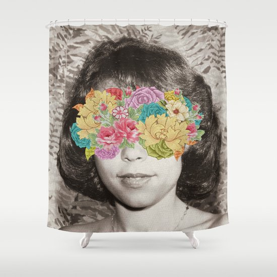 Her Point Of View Shower Curtain