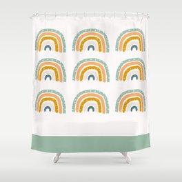 Over the Rainbow Shower Curtain