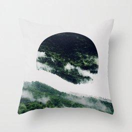 The Upsidedown Throw Pillow