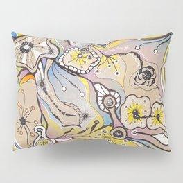 Cellular Dance Pillow Sham