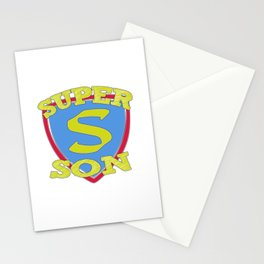 Super Son Stationery Cards