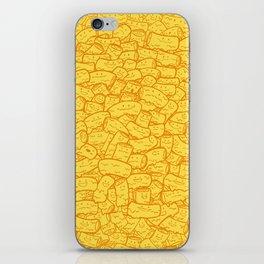 Mac and Cheese iPhone Skin