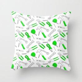 A handyman's favourite tool - DIY Throw Pillow