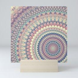 Mandala 502 Mini Art Print