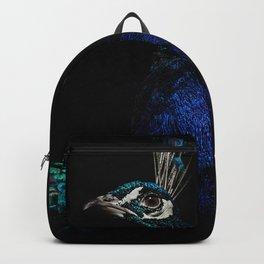 Proud Peacock Backpack