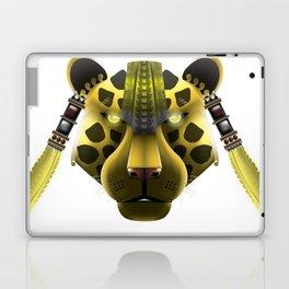 Jaguar - Sol Nocturno Laptop & iPad Skin