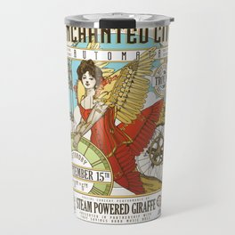The Enchanted City Poster 2018 Travel Mug