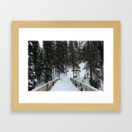 The Montana Way Framed Art Print
